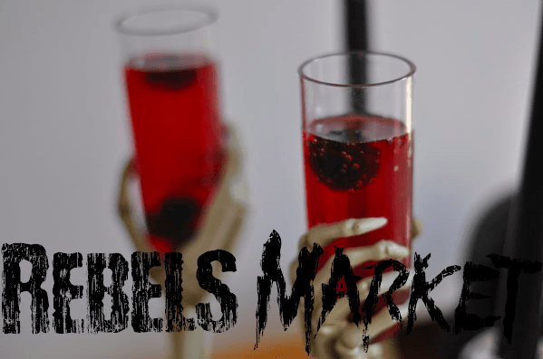 Cocktail House: Vampire Inspired Cocktails