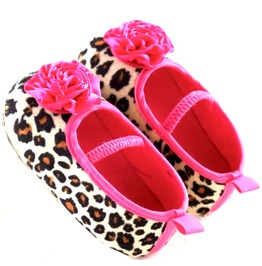 Cute Leopard Pumps Child Age 6 12 Months