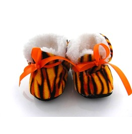 Cosy Tiger Tootsies Age 0 6 Months
