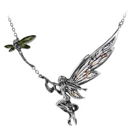 Fairy's Dream Gothic Pendant Alchemy Gothic