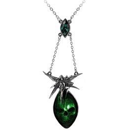 Absinthe Fairy Gothic Pendant Alchemy Gothic