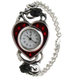 Bed Blood Roses Gothic Watch Alchemy Gothic
