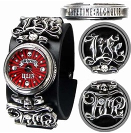 Life Time Punk Watch Alchemy Gothic