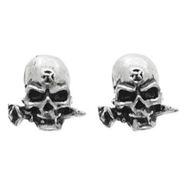 Alchemist Studs Gothic Earrings Alchemy Gothic