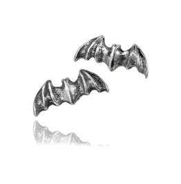 Batstuds Gothic Earrings Alchemy Gothic