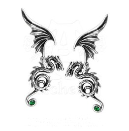 Bestia Regalis Studs Gothic Earrings Alchemy Gothic