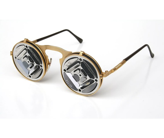 hi_tek_gold_round_metal_flip_sunglasses_industrial_blinders_sunglasses_3.jpg