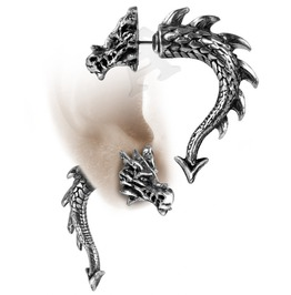 Tor Dragon Punk Stud Alchemy Gothic (Single)