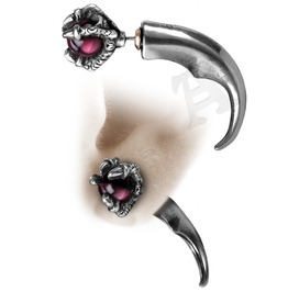 Dragon's Orb Claw Gothic Stud Alchemy Gothic (Single)