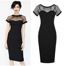Women S Black Dresses - RP Dress
