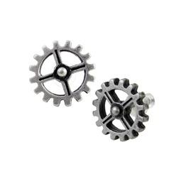 Industrilobe Steampunk Earrings Alchemy Gothic