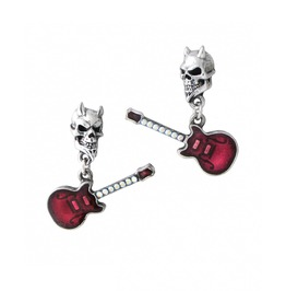 Devil's Gretch Gothic Earrings Alchemy Gothic