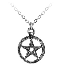 Dante's Hex Punk Necklace Alchemy Gothic