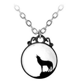 Wolf Gothic Necklace Alchemy Gothic
