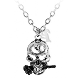 Alchemist Punk Necklace Alchemy Gothic