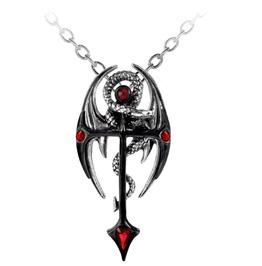 Draconkreuz Gothic Pendant Alchemy Gothic