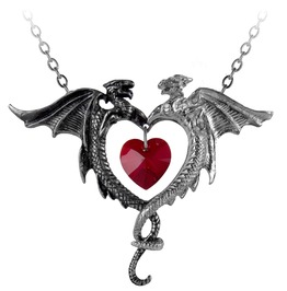 Coeur Sauvage Gothic Pendant Alchemy Gothic