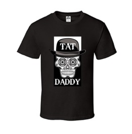 """Men's """"Tat Daddy Logo"""" Tee"""