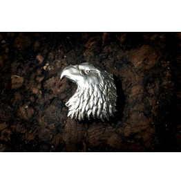 Vintage Pin Eagle Wedding Birthday Anniversary Men's Gift Brooch