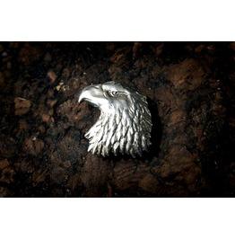 Vintage Pin Eagle Wedding Birthday Anniversary Men's Gift Brooch