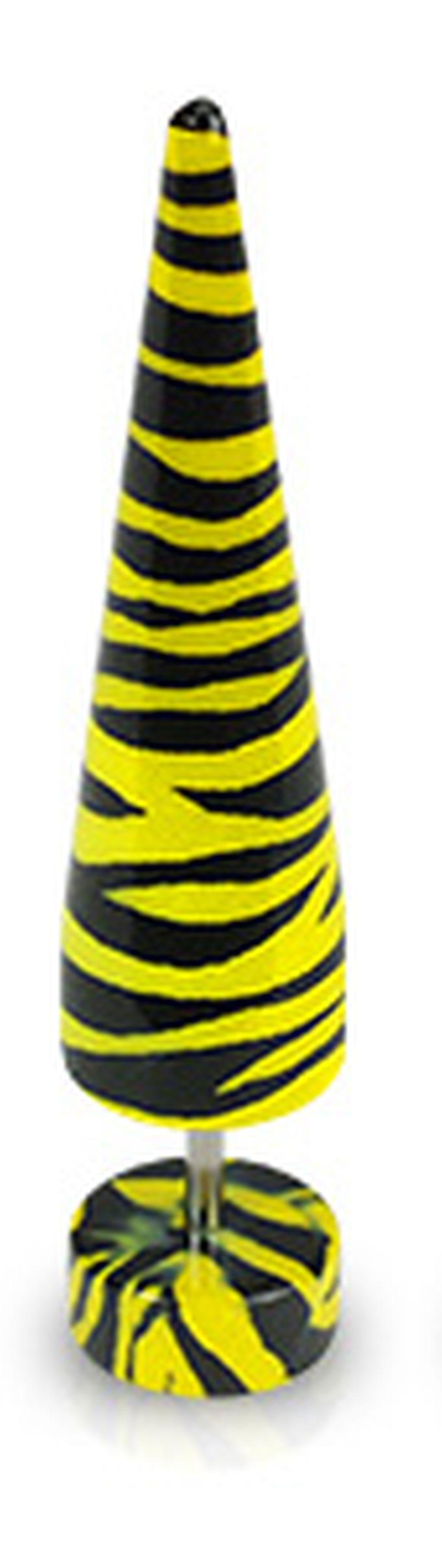 tiger_print_acrylic_taper_pair_yellow_black_earrings_fake_plugs_and_piercing_jewelry_3.jpg