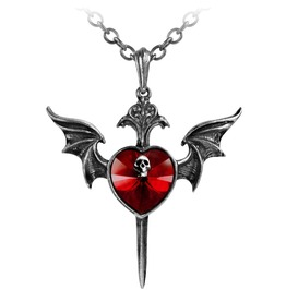 Death Vampire Gothic Pendant Alchemy Gothic