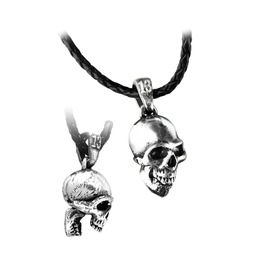 Trap Jaw Heavy Metal Necklace Alchemy Gothic