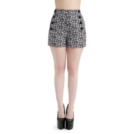 Jawbreaker Pepper Dead Skulls Rockabilly Shorts