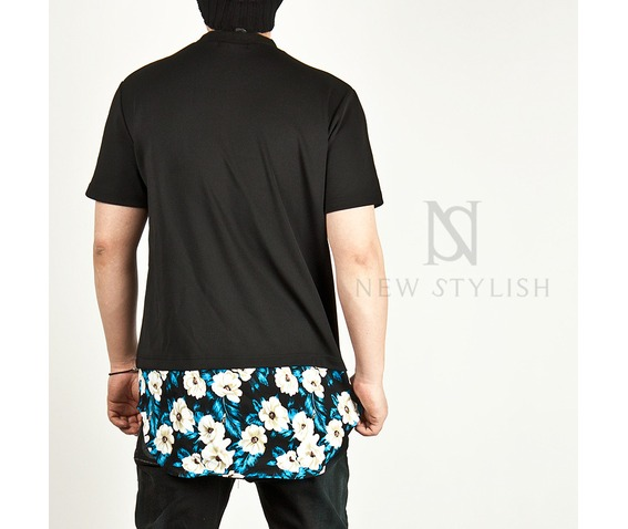 flower_pattern_u_hem_accent_neoprene_round_long_tee_310_tank_tops_6.jpg