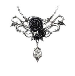 Bacchanal Rose Gothic Pendant Alchemy Gothic