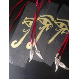 Eye Ra Bookmarks