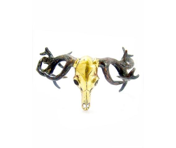 stag_skull_bangle_brass_oxidized_antique_color_bracelets_6.jpg