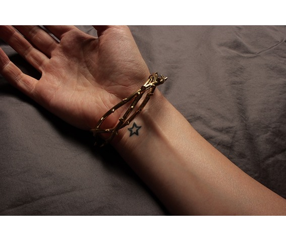 thorn_bangle_brass_oxidized_antique_color_bracelets_2.jpg