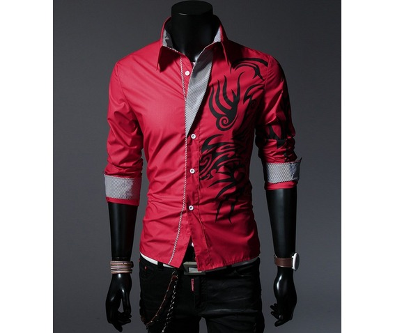 mens_slim_red_shirt_dragon_print_top_casual_long_sleeve_shirts_s_m_l_xl_shirts_2.jpg