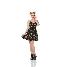 Jawbreaker Death Fast Food Skater Dress
