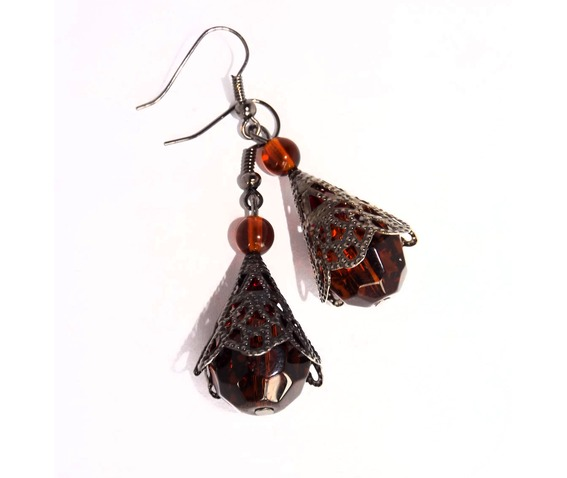 handmade_steampunk_dangle_earrings_brown_beads_earrings_4.jpg