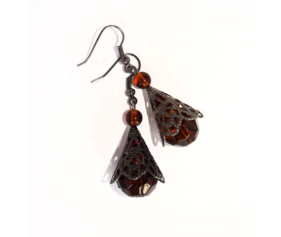 handmade_steampunk_dangle_earrings_brown_beads_earrings_3.jpg