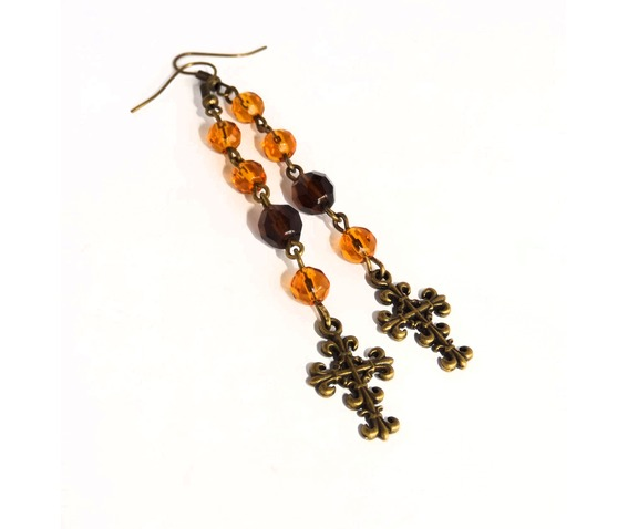 handmade_gothic_brown_rosary_earrings_earrings_3.jpg