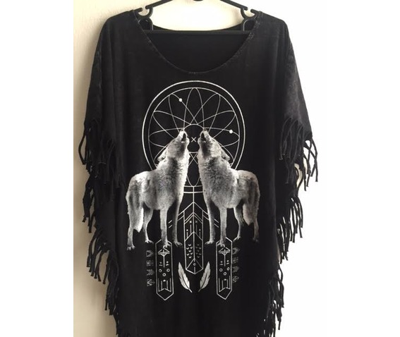 animal_punk_hippie_batwing_tussle_fringes_stone_wash_poncho_dresses_4.jpg