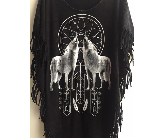 animal_punk_hippie_batwing_tussle_fringes_stone_wash_poncho_dresses_3.jpg