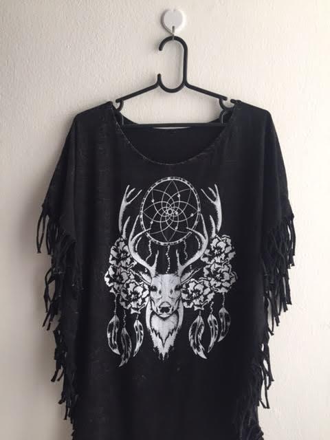 deer_animal_fantasy_punk_hippie_batwing_tussle_fringes_stone_wash_poncho_dresses_3.jpg
