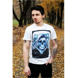 1950s Sailor Skull T Shirt