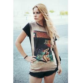 Vampirella Vintage T Shirt