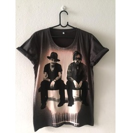 Johnny Depp Tim Burton Pop Rock Fashion T Shirt S