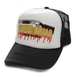 Toxico Clothing Unisex Zombie Killer Trucker Hat