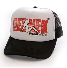 Toxico Clothing Unisex Rednek's Gal Trucker Hat
