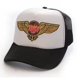 Toxico Clothing Unisex Angel Death Trucker Hat