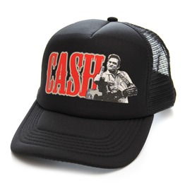 Toxico Clothing Unisex Johnny Cash Trucker Hat