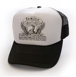Toxico Clothing Unisex Contra Mundum Trucker Hat