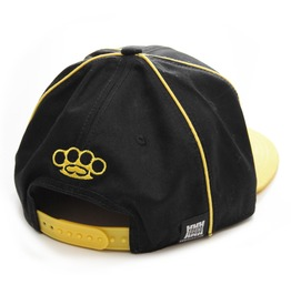Toxico Clothing Unisex Yellow Duster Snapback